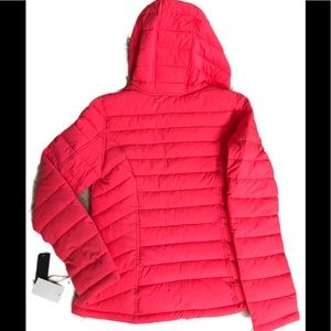 Nwt Puffer Packable Hood Nautica Coat Womens UqSMzVp
